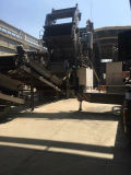 Psx-450 latas vazias Linha Triturador Hidráulico