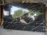 Черный Marquina дешевые мраморные лестницы мраморные плитки дверной рамы/карман