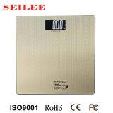 balance de corps électronique mince de salle de bains d'acier inoxydable de 0.3mm