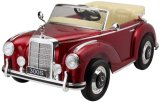 MERCEDES-BENZ genehmigte Fahrt der Kind-RC auf Auto-Spielzeug