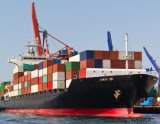 中国容器のための大きい容量の船