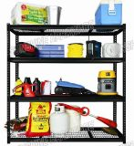 Shelving resistente do rebite de Boltless