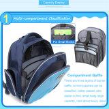 Bolsos de hombro ortopédicos del shell de los bolsos de escuela del bebé de los cabritos de las carteras impermeables duras del morral para la mochila de los estudiantes de los muchachos