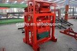 Novo Produto Qtj4-35b2 Tomada de tijolos sólidos de concreto o preço do equipamento