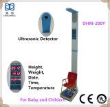 طبّيّ وطفلة شخصيّة إرتفاع ووزن مقياس