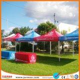 熱い販売耐久のロゴによって印刷される小さい展覧会のテント