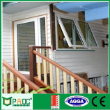 Fenêtre d'ébarbage/Top Hung Fenêtre/fenêtre en aluminium