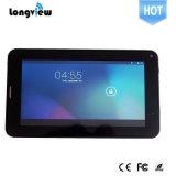 Les tablettes de l'androïde 4.4 de WiFi de 7 pouces noircissent la tablette PC de faisceau de quarte des tablettes A33