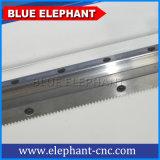 中国CNCの木製のルーターが付いている振動のナイフの打抜き機1337年のCNCのルーター機械