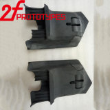 As peças de plástico preto de alta precisão personalizada borracha plástico protótipos rápidos