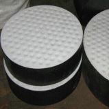 Les plaquettes de roulement en élastomère avec plaques d'acier vendu au Pakistan