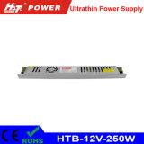 250W 20A 12V Schaltungs-Stromversorgung für ultradünnes Lightbox Zeichen