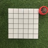 Material de construcción pulido acristalada suelo rústico decoración mural de cerámica mosaico (WH 1200P)