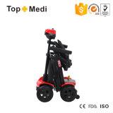 Electric Handicaped Desativar Scooter de mobilidade dobrável
