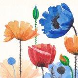Pintura al Óleo de lienzo de flores hechas a mano pura de la decoración del hogar