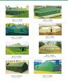 Водонепроницаемый полиэстер холст военный архив палатка
