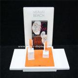 Kundenspezifischer Acryluhr-Bildschirmanzeige-Schaukasten