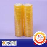 La oficina suministra la cinta transparente del embalaje de la anchura 1inch de 24m m
