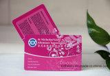 Карточка гостиницы RFID офсетной печати 125kHz Ymck пластичная
