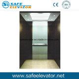 ステンレス鋼の乗客のエレベーターをエッチングする金ミラー