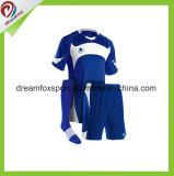 Рубашка футбола Джерси футбола сублимации новой конструкции дешевая изготовленный на заказ