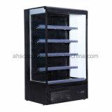 모든 선반설치를 위한 LED 점화를 가진 슈퍼마켓 Multideck 열려있는 냉각기