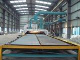 Certificación CE Q6930 máquina de granallado de chapa de acero
