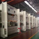 Máquina do perfurador de 160 séries da tonelada Jw36 com dispositivo de sopro do PLC e do ar