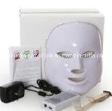 Световой терапии 7 Цветной светодиодный индикатор красоты маску для лица омоложения кожи по тихоокеанскому времени