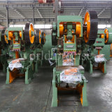 El mecanizado de piezas mecánicas J23 prensa eléctrica 100 toneladas de estampación de la máquina de perforación de lámina metálica