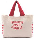 Recycler réutilisable Un sac de shopping personnalisé
