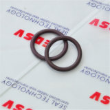 Anéis-O coloridos de borracha do fabricante NBR do selo para a selagem