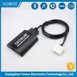 Cargador USB Bluetooth Car Kit manos libres Bluetooth para coche Bluetooth Yatour módulo MP3.