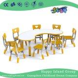 مدرسة يمزح خشب طاولة مكتب على ترقية ([هغ-4903])