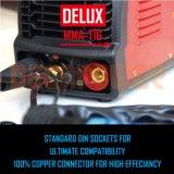 DC 변환장치 스테인리스 탄소 강철 용접공 TIG MMA 용접 기계