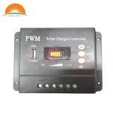 Intelligent 12V 5Un PWM el controlador del sistema solar fuera de la red
