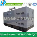 diesel van de 660kw825kVA Cummins Macht Generator met Geluiddicht met Waterkoeling