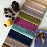 2016 100 % polyester Tissu de velours de décoration d'impression