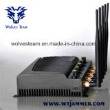 De regelbare 3G Stoorzender van de Telefoon van de Cel