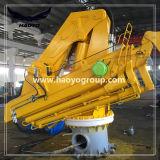 Изготовление крана корабля заграждения костяшки Шанхай гидровлическое телескопичное