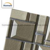 Verre en cristal de haute qualité mur de brique Mosaïque Mosaïque de verre