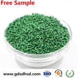 Riempitore pp Masterbatch di Carbonica di colore verde per il sacchetto della pompa ad iniezione