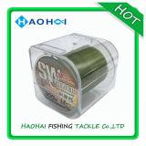 Riga di pesca di nylon del monofilamento resistente dell'abrasione