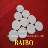 Disco di ceramica dell'allumina refrattaria dell'isolamento