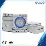 Переключатель отметчика времени рельса 110V 220V DIN механически