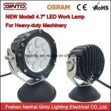 頑丈なトラックの機械装置のための広い範囲LED働くライト