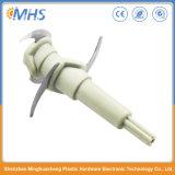Elettrodomestici che lucidano la parte modellata iniezione di plastica della muffa