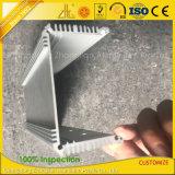De Fabriek die van het aluminium de Bijlage van Heatsink van de Uitdrijving van het Aluminium produceren