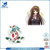 Costomed beschriftet bunte Anime-Karikatur Stickers