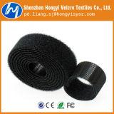 Gancho de leva de la pista de la seta y atadura de cables durables de mezcla del bucle